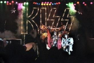 KISS Septiembre 1980