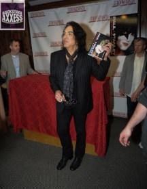 Paul Stanley Book Signing Bookends Ridgewood, NJ 4-9-14 086