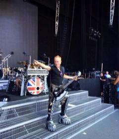 Demonisk Phil Collen