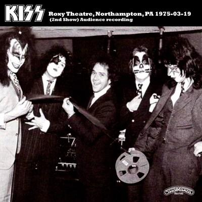 KISS: 1975-03-19 Northampton, PA