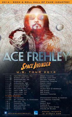 Ace US tour