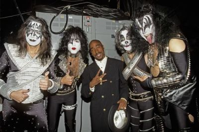 KISS Grammy 1996