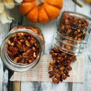 Cinnamon French Toast Pumpkin Seeds