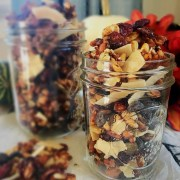 Pumpkin Autumn Trail Mix