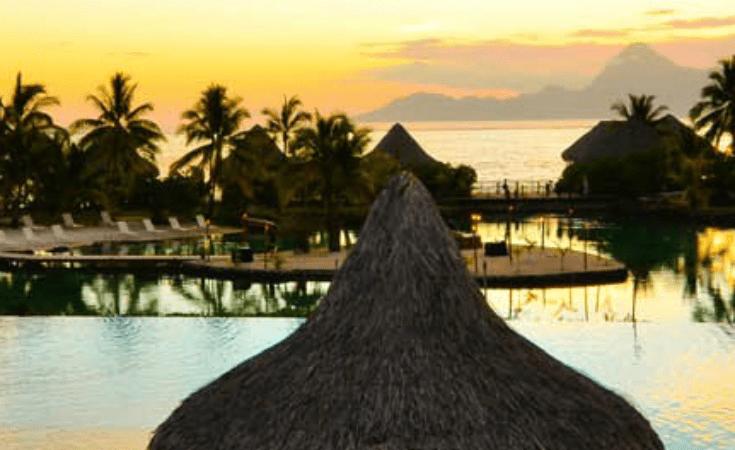 Tahiti travel