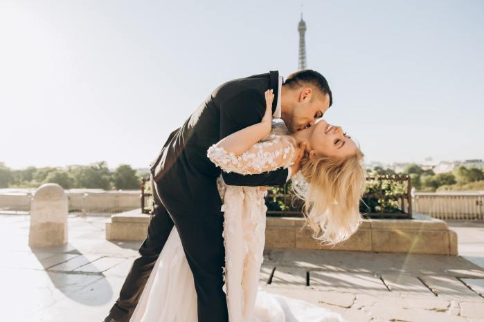 destination weddings paris, france