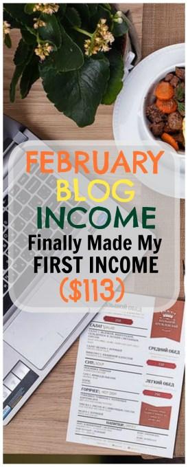 Blog Income 1