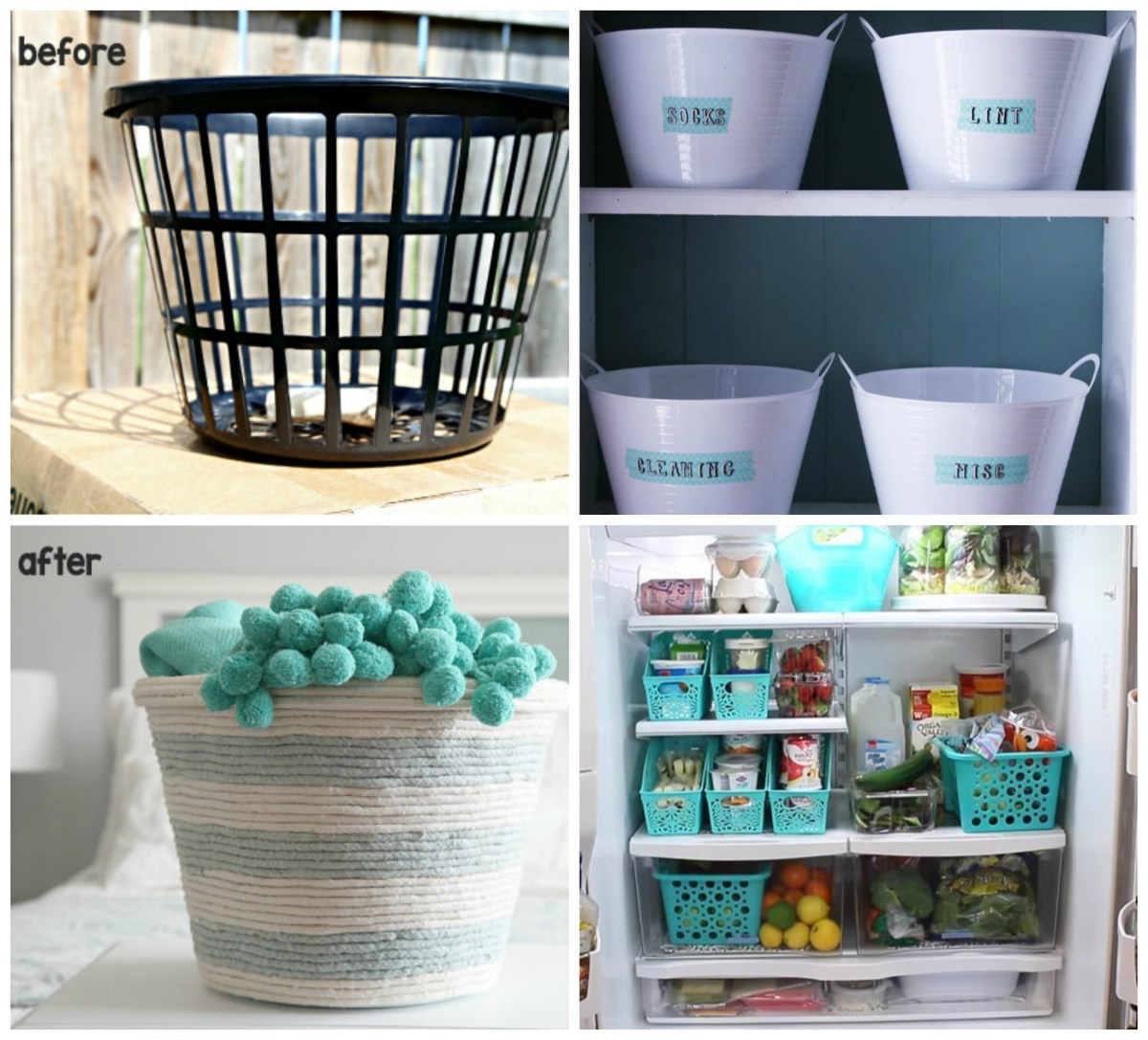 8 Dollar Store Organizing Tricks You've Been Missing Out On