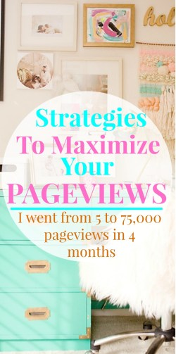 Increase your pageviews