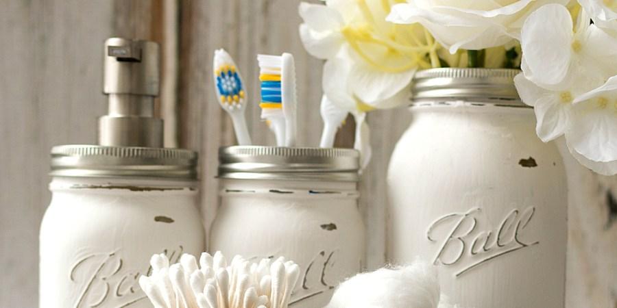 D.I.Y Mason Jar Ideas