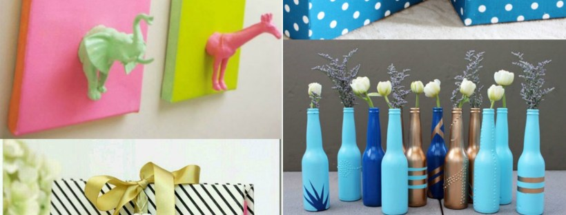 DIY CRAFTS IDEAS