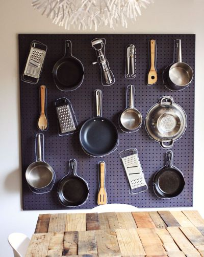 diy Ideas for your pegboard