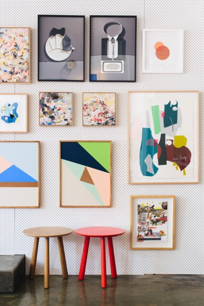 diy pegboard paint wall