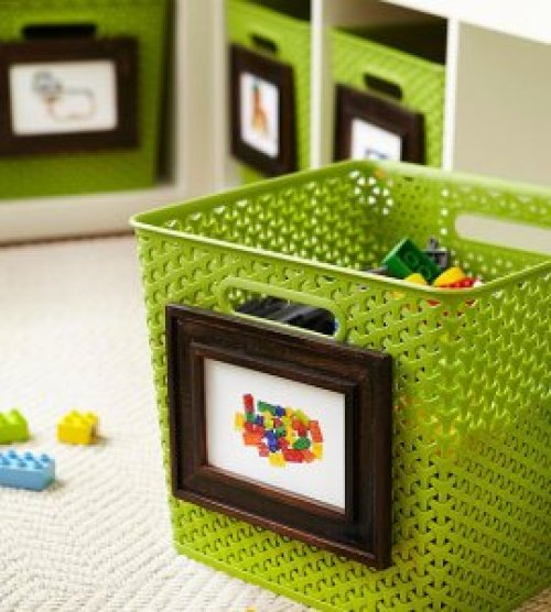 organize your kids toys