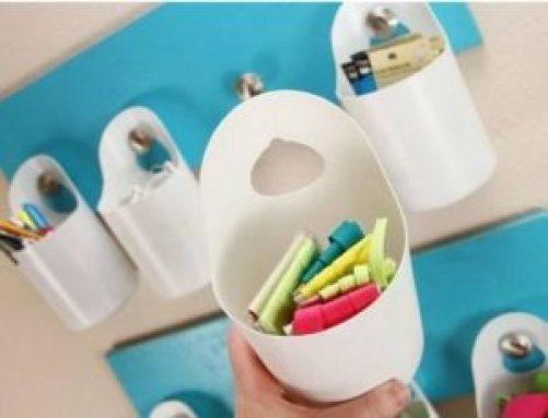storage bins for electronics