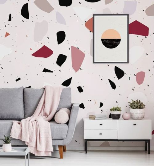 Asymmetrical Wall Decor
