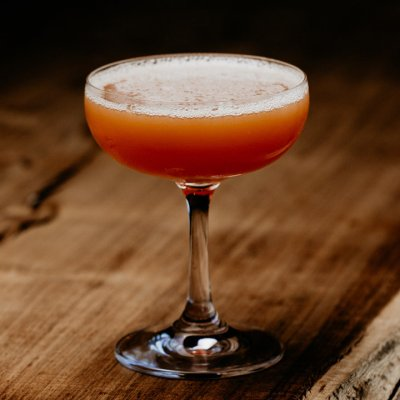 Lions Tails bourbon coctails