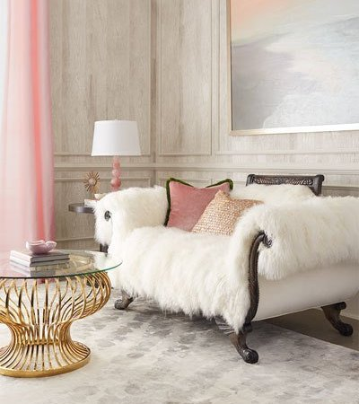 Furry Furniture For You to Love