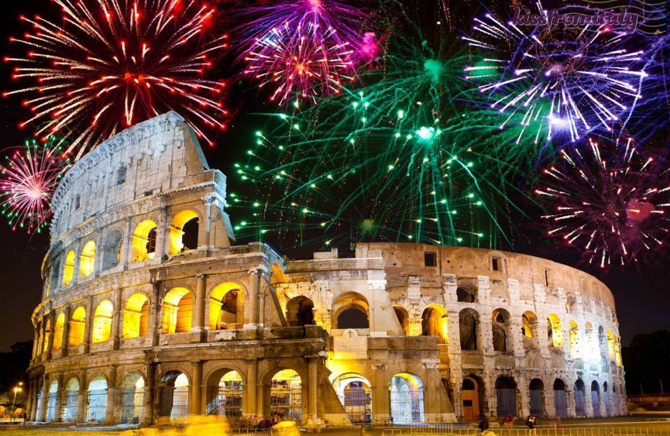 CAPODANNO  New Year s in Italy   KissFromItaly   Italy tours prev