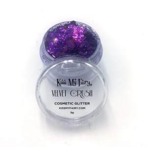 damson chunky glitter cosmetic grade chunky glitter Kiss My Fairy Ibiza UK