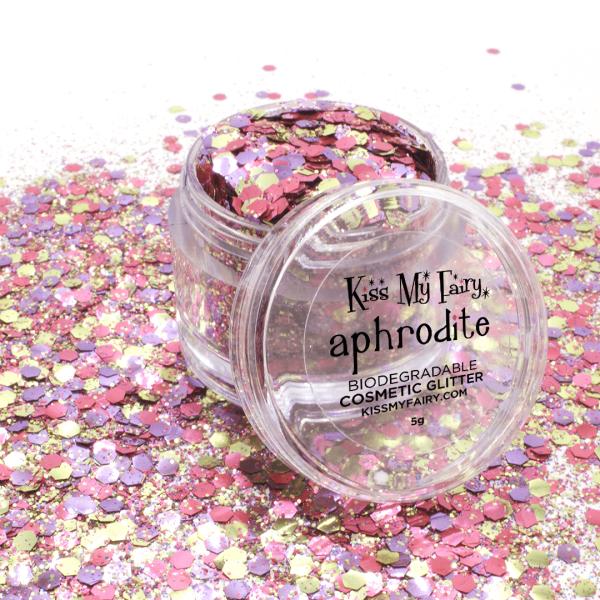 chunky biodegradable glitter