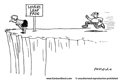 Lovers Leap Frog
