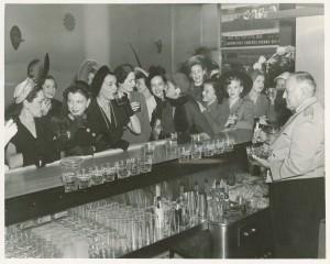 sazerac ladies bartender