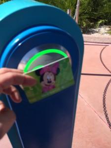 Disney scanners