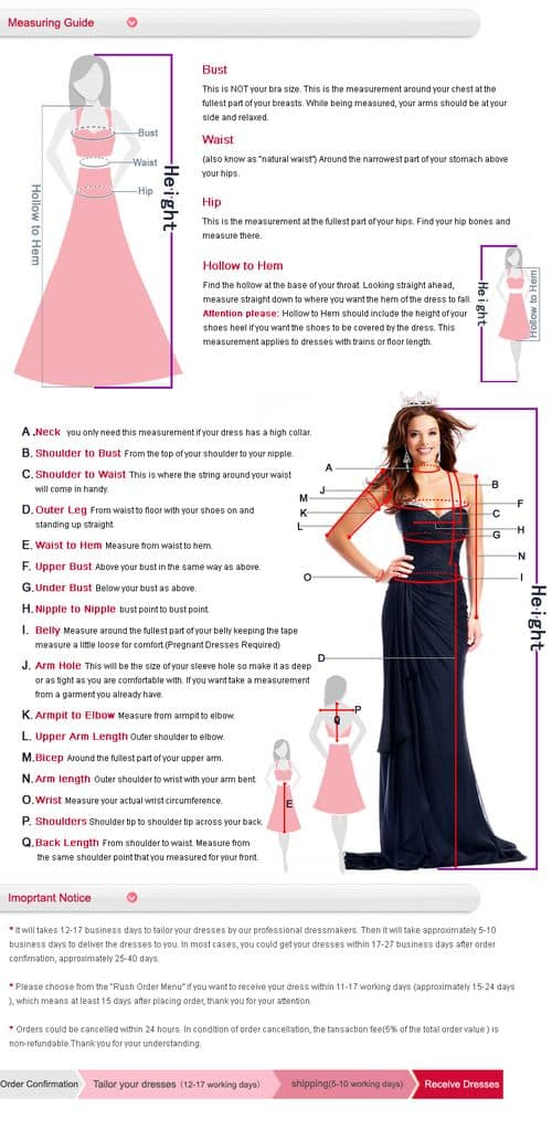 How to Measure Yourself for a Wedding Dress