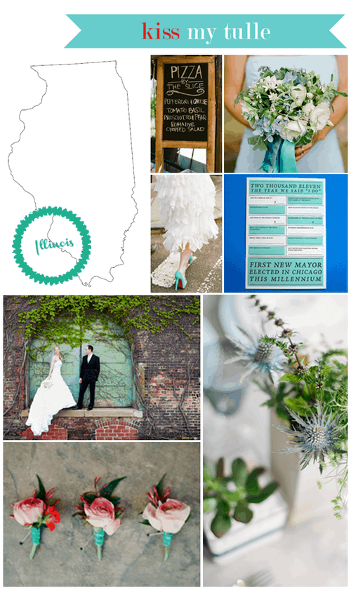 Illinois State Wedding Inspiration