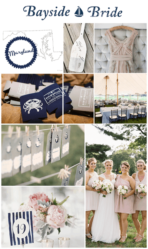 Maryland State Wedding Inspiration