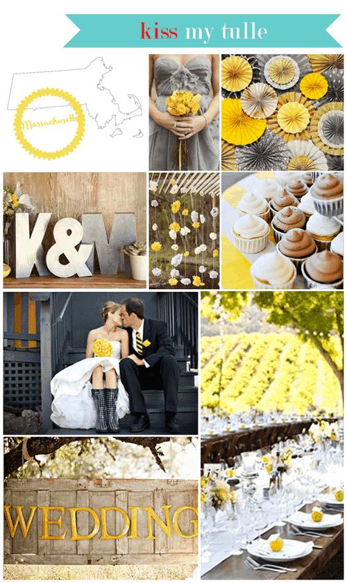 Massachusetts State Wedding Inspiration