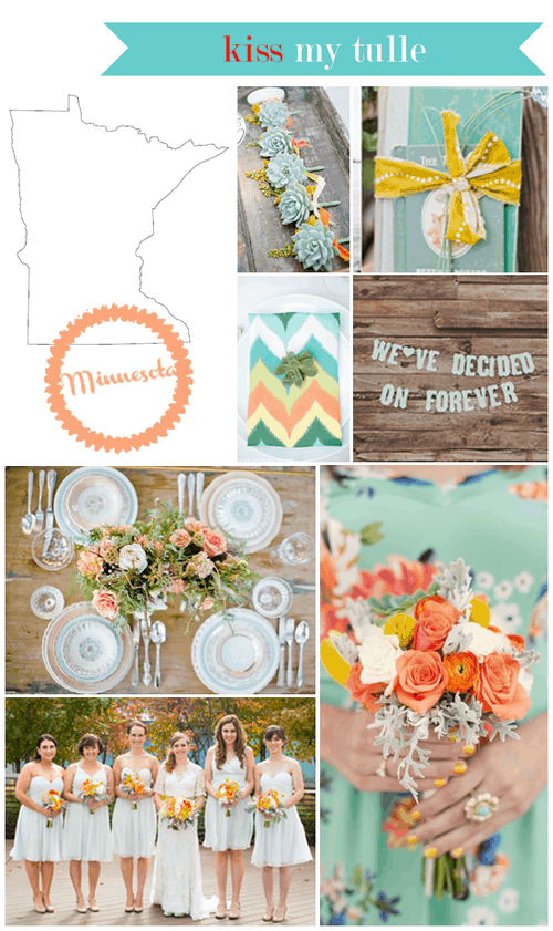 Minnesota State Wedding Inspiration