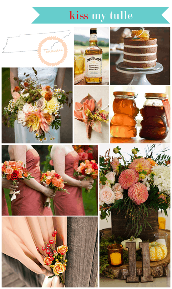 Tennessee State Wedding Inspiration