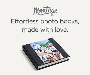 Partnered Post: Easily Create a Stunning Photo Book with Montage