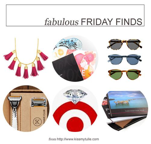 Fabulous Friday Finds    Kiss My Tulle