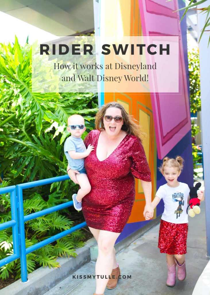 My family has gotten really good at doing #RiderSwitch. Rider Switch is a fantastic way to get the most bang for your #Disney buck. And, for those wondering, here's how #Disneyland and #WaltDisneyWorld's Rider Switch works!