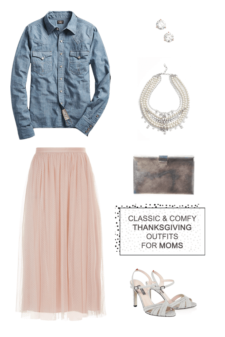 Here's a few classic and comfortable #Thanksgiving #outfits for #moms that I think would look amazing on you! #fashion #ootd #momoutfit #holidays #fall