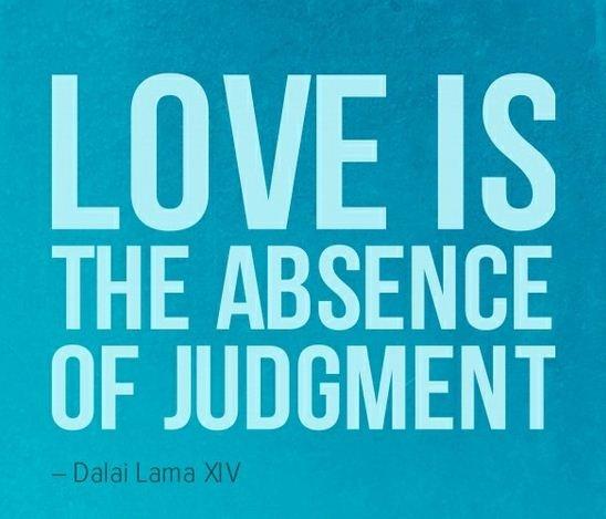 love-is-no-judgement