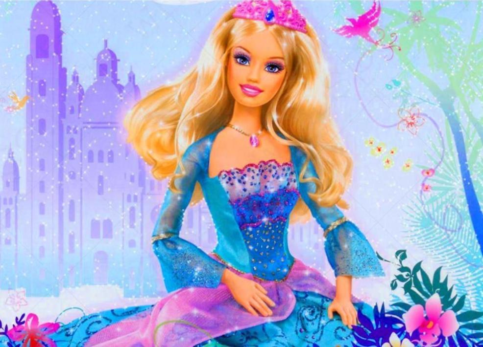 its barbie bitch