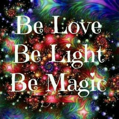 love light magic