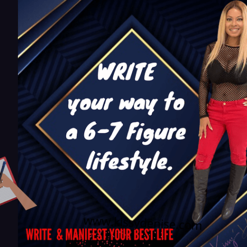 kissy denise writing course for influencers
