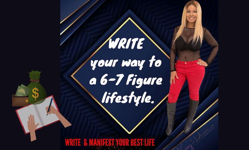 How to Write Your BEST LIFE, GET PAID, Change Lives & Stop Giving AF about what PEOPLE think of YOU!