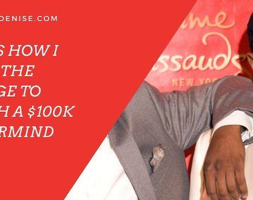 $100K life coaching mastermind