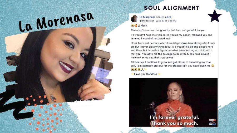 La Morenasa Kissy Denise review