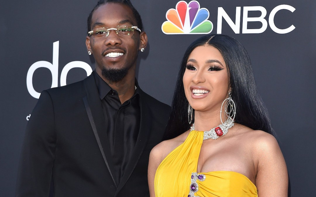 Cardi B Files For Divorce From Offset, AKA The Migos' rapper guy who loves to cheat