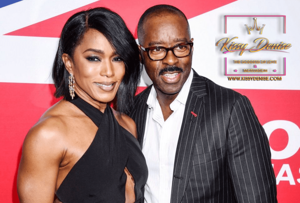 Angela Bassett Spills the Secret to Her 23-Year Marriage to Courtney B. Vance: 'Marry the Right Person'