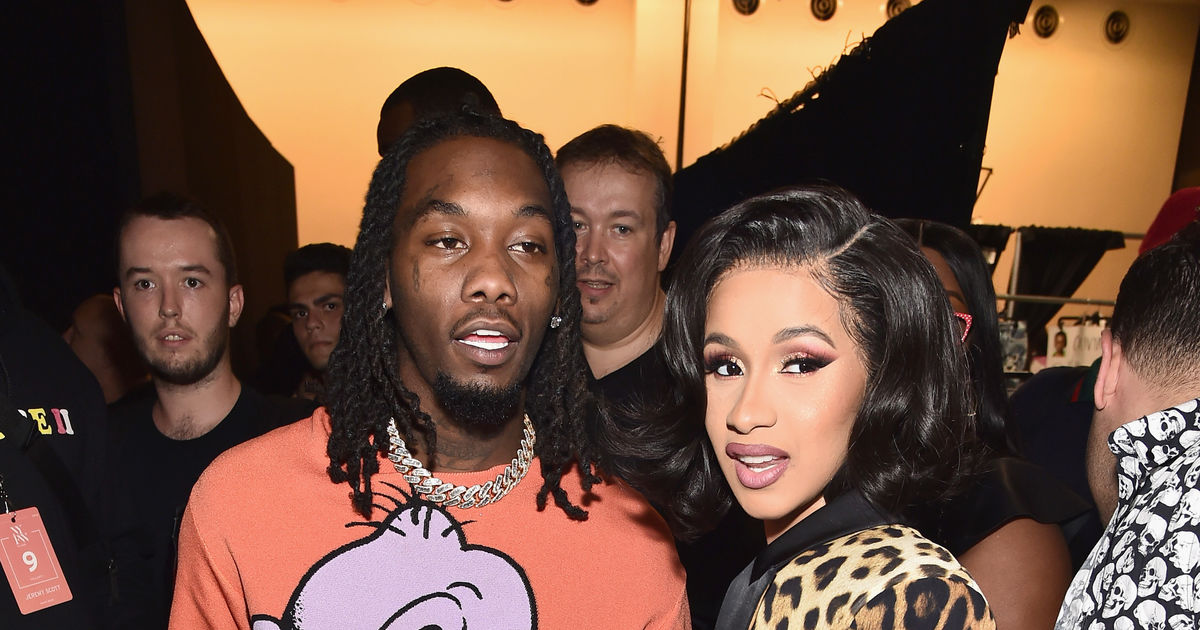 Cardi B. Files To Dismiss Divorce From Offset