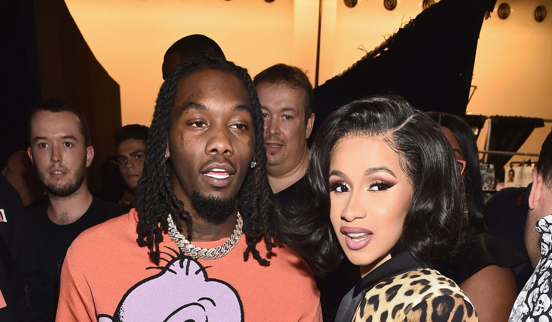 Cardi B. Dismisses Divorce Petition | Offset Posts Video of Cardi Cleaning, Calling Her a LIAR | Fans React