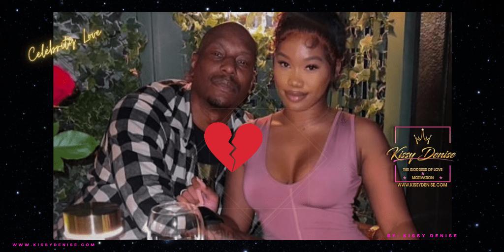 Tyrese Zelie Timothy break-up